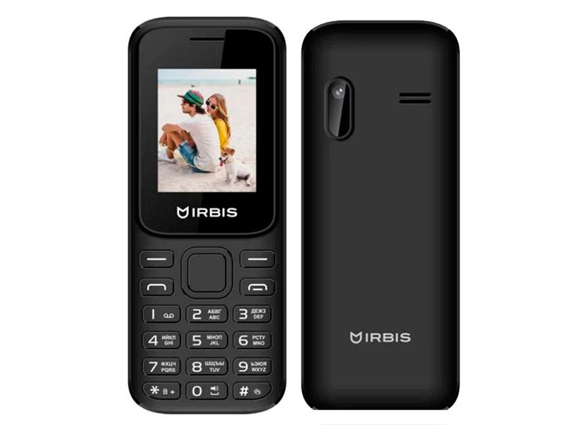 Сотовый телефон Irbis SF31 Black