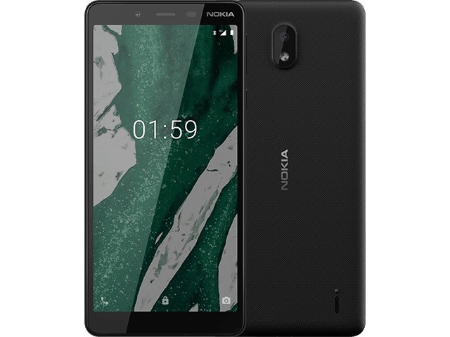 Сотовый телефон Nokia 1 Plus (TA-1130) 8Gb Black