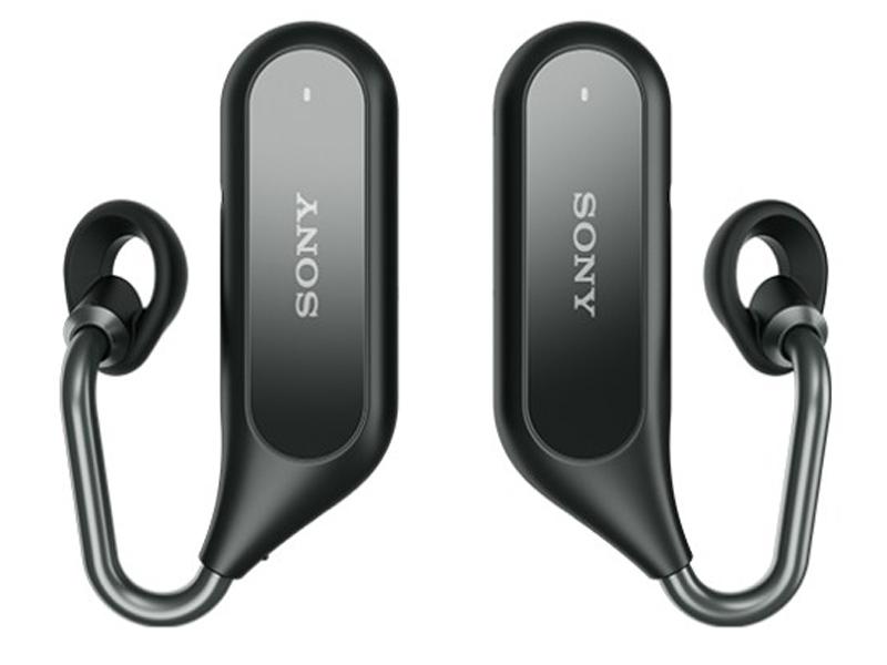 Наушники Sony XEA20 Black — XEA20