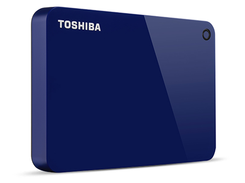 Жесткий диск Toshiba Canvio Advance 4Tb Blue HDTC940EL3CA