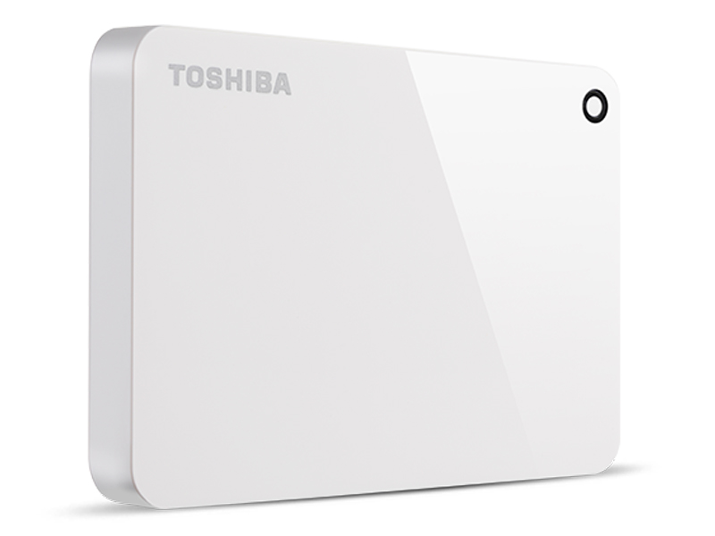 Жесткий диск Toshiba Canvio Advance 4Tb White HDTC940EW3CA
