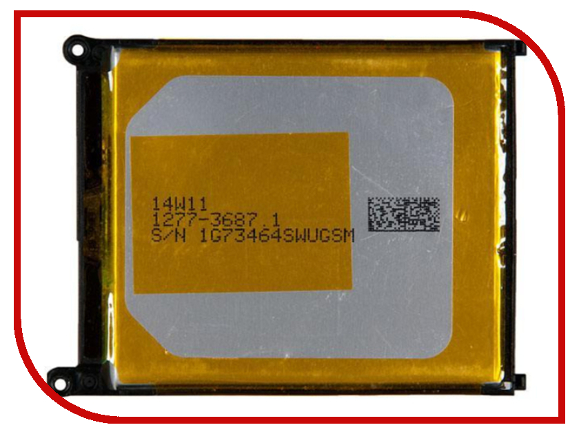 Аккумулятор RocknParts для Sony Xperia Z2 D6502/D6503 370258 запчасти для планшетных устройств sony tablet z2 sgp511 512 541