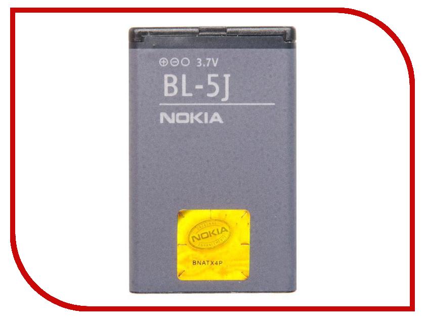 Аккумулятор RocknParts для Nokia BL-5J 141150 nokia bl 5c