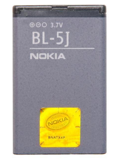 Аккумулятор RocknParts для Nokia BL-5J 141150