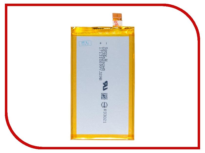 Аккумулятор RocknParts для Sony Xperia Z5 Compact LIS1594ERPC 584217 sony xperia z5 compact yellow