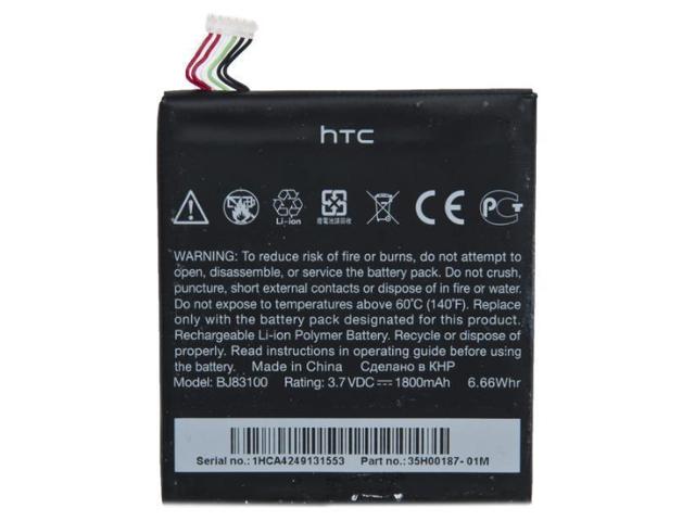 все цены на Аккумулятор RocknParts для HTC One X 332440 онлайн