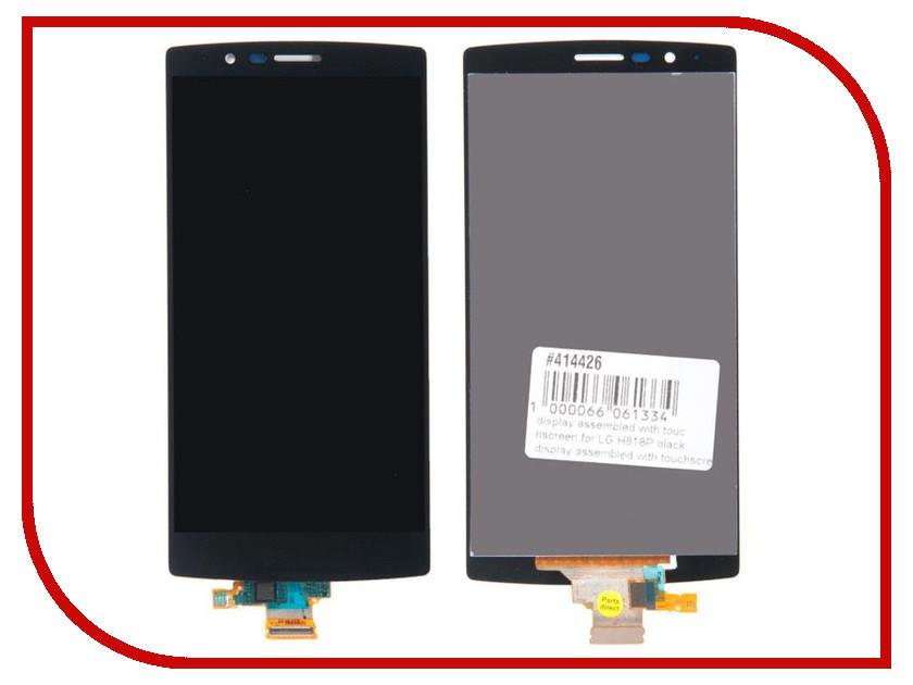 Дисплей RocknParts для LG G4 H818P Black 414426 lg lg cfr 100c quickcircle для g4