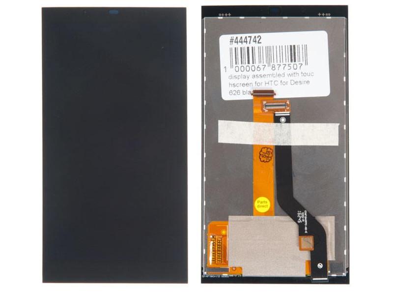 Дисплей RocknParts для HTC Desire 626 Black 444742