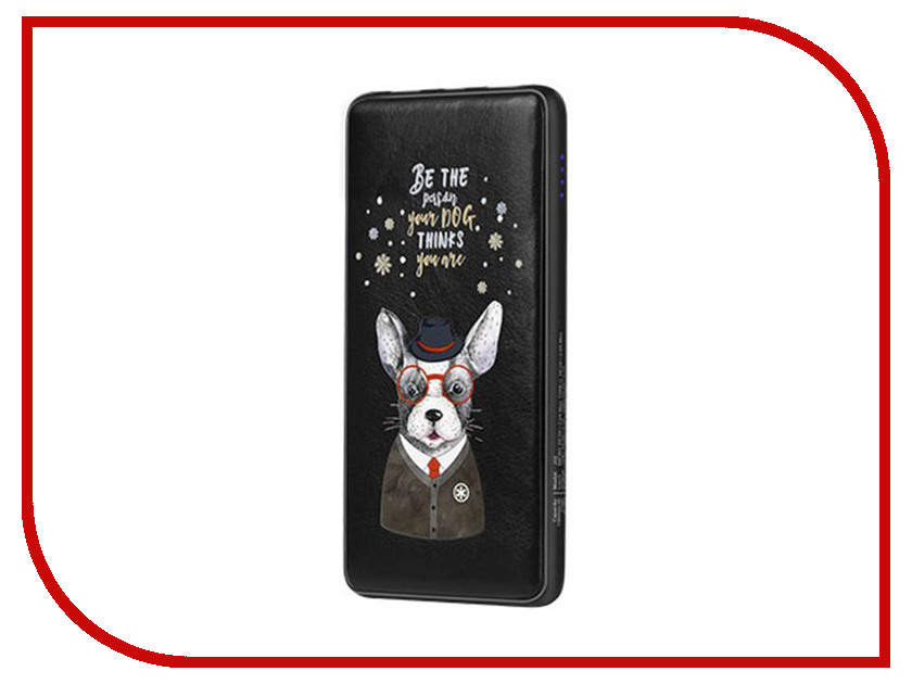 Аккумулятор HOCO J13 Adorable Puppy 10000mAh Beauty 98884 штатив hoco k3 beauty wire pink