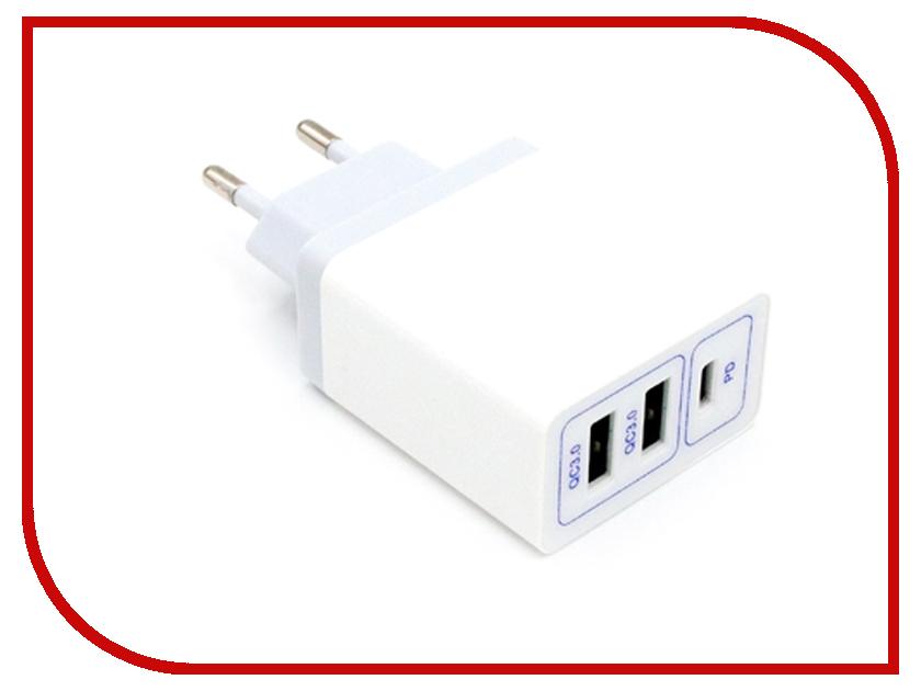 Зарядное устройство KS-is USB QC3.0 Qilli KS-365