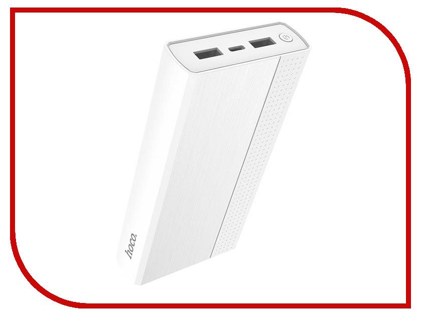цена на Аккумулятор Hoco J33A Cool freedom 20000 mAh White 98898