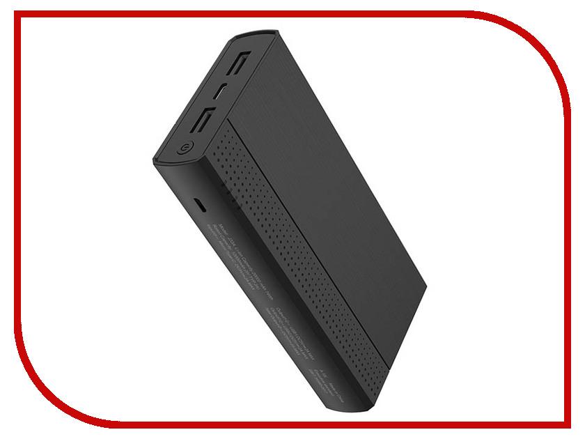 цена на Аккумулятор Hoco J33A Cool freedom 20000 mAh Black 98897