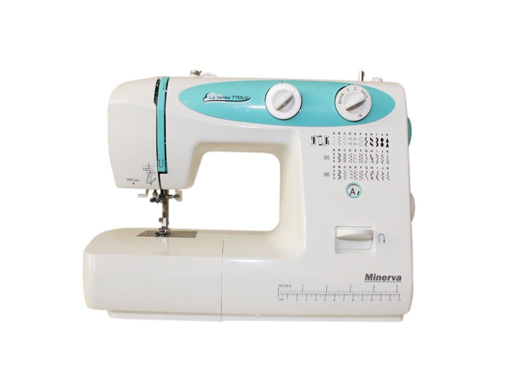 Швейная машинка Minerva La Vento M-770LV швейная машина minerva f 832 b