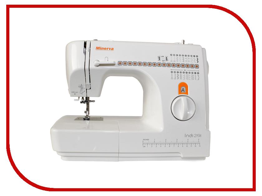 цена Швейная машинка Minerva INDI 208I