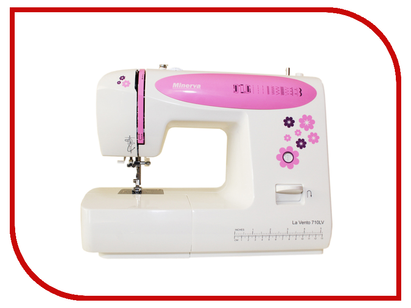 Швейная машинка Minerva La Vento M-710LV цена 2017