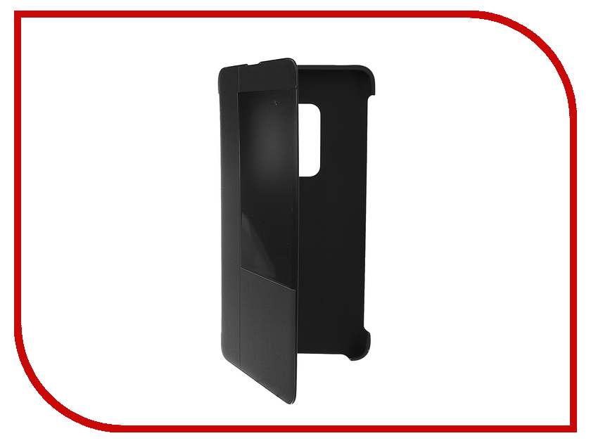 Аксессуар Чехол для Huawei Mate 20 Smart View Flip Cover Black 51992621