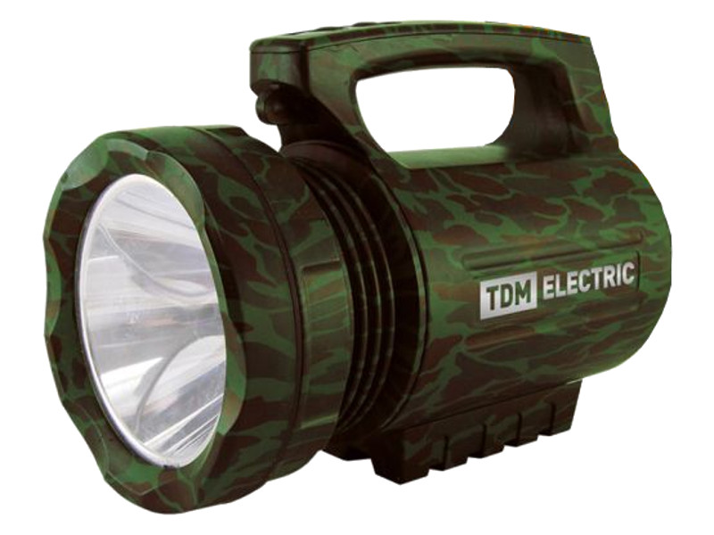 Фонарь TDM-Electric Тактика 3 SQ0350-0052