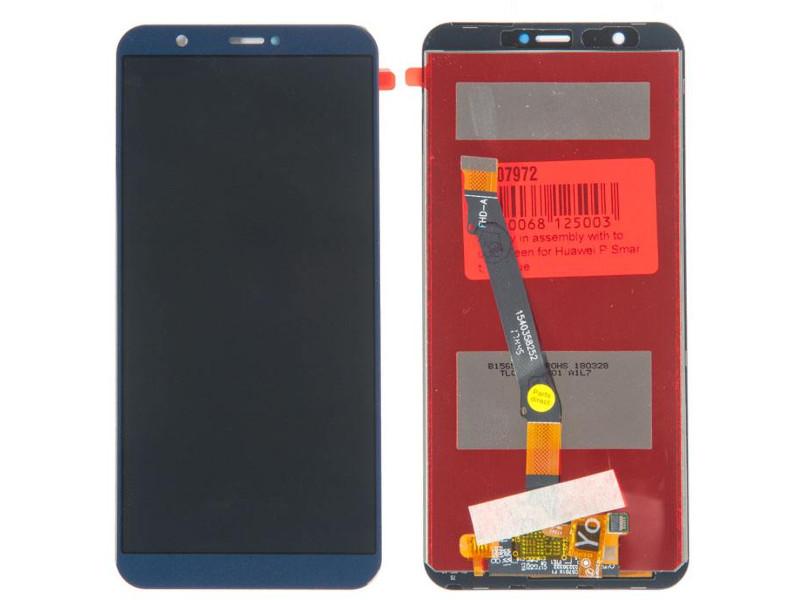Дисплей RocknParts для Huawei P Smart/7S Blue 607972