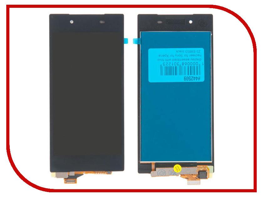 все цены на Дисплей RocknParts для Sony Xperia Z5 E6653 Black 442509