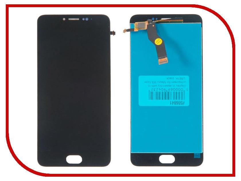 Дисплей RocknParts для Meizu M3 Note L681H Black 586841 дисплей monitor для meizu m3 note m681 black 3490