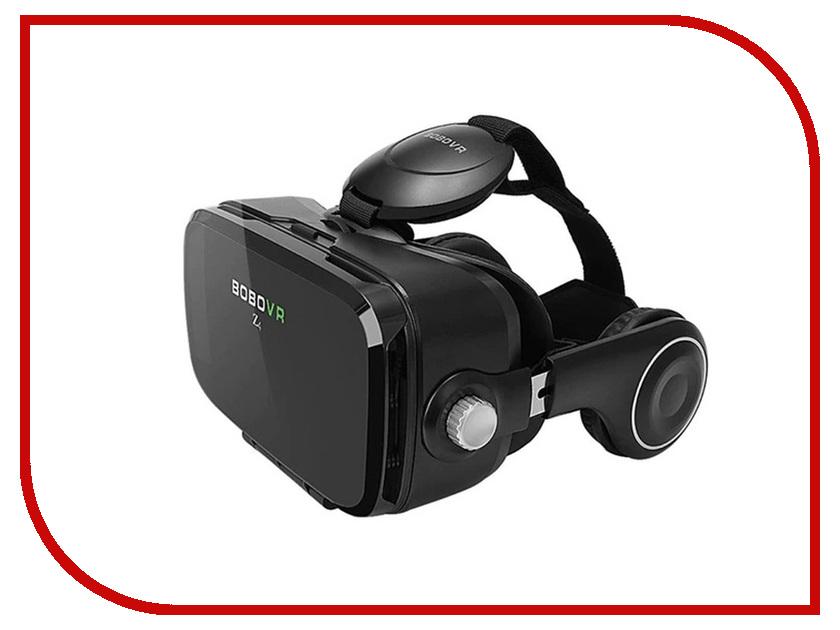 Очки виртуальной реальности BOBOVR Z4 Black buro vr 369 black очки виртуальной реальности