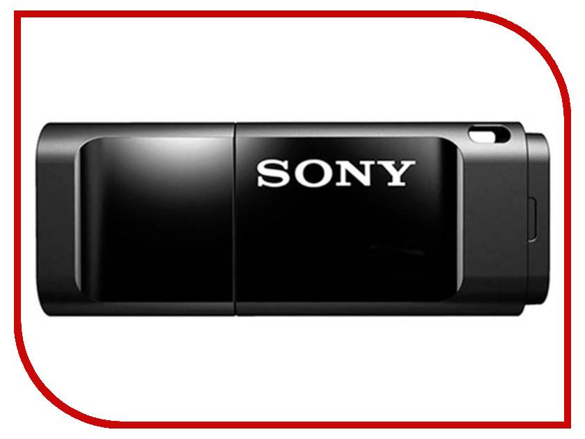 USB Flash Drive 64Gb - Sony X-Series USB 3.1 Black USM64X/B mini car key usb 2 0 flash drive memory stick 16gb 32gb 64gb black