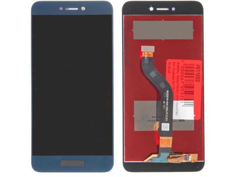 Дисплей RocknParts для Huawei Honor 8 Lite Blue 611062
