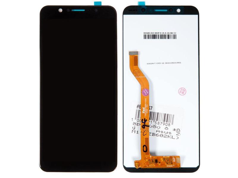 Дисплей RocknParts для Asus ZenFone Max Pro M1 ZB602KL Black 638057