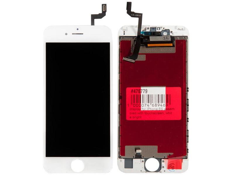 Дисплей RocknParts для APPLE iPhone 6S White 476779