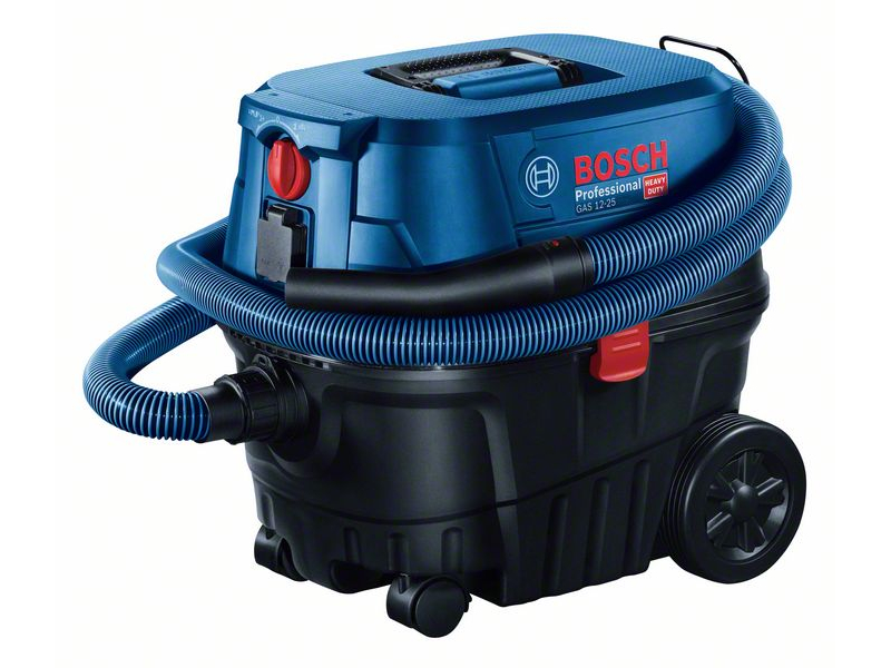 Пылесос Bosch GAS 12-25 PL Professional 060197C100 vacuum cleaner for dry and wet cleaning bosch gas 25