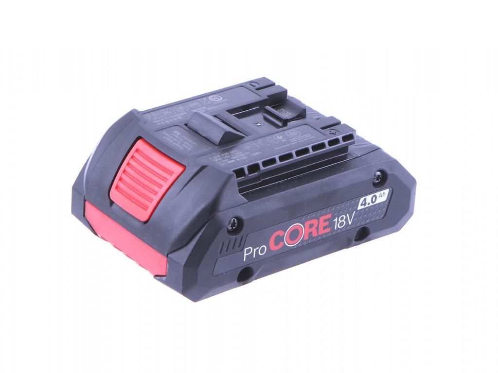 Аккумулятор Bosch ProCORE18V 4.0Ah Professional 1600A016GB