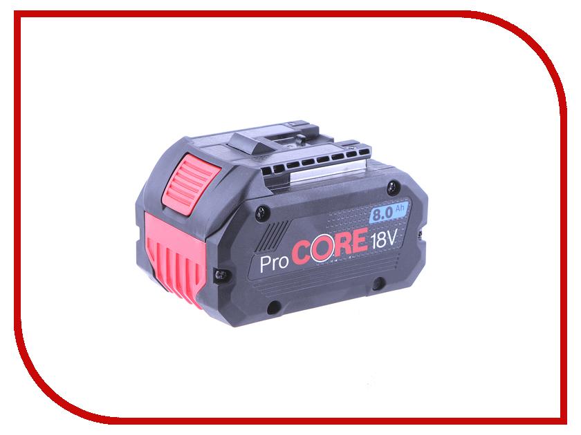 Аккумулятор Bosch ProCORE18V 8.0Ah Professional 1600A016GK