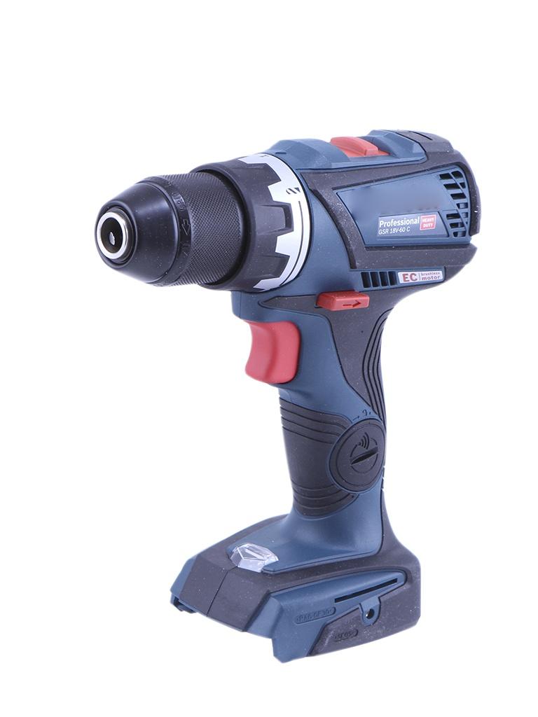 цена на Электроинструмент Bosch GSR 18V-60 C Professional 06019G1102