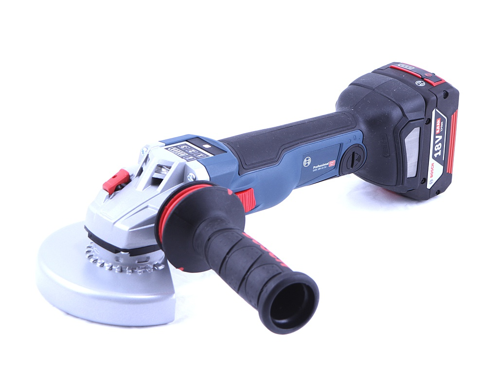 цена на Шлифовальная машина Bosch GWS 18V-10 SC Professional 06019G340D