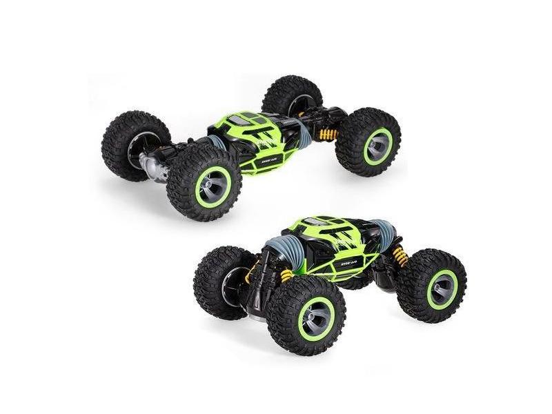 Игрушка Hyper Actives Stunt XL (перевертыш) Green HASXLG