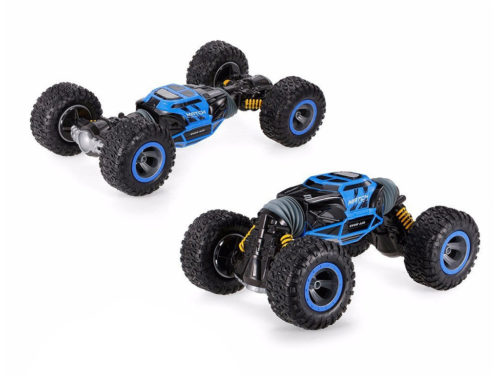 Игрушка Hyper Actives Stunt XL (перевертыш) Blue HASXLB