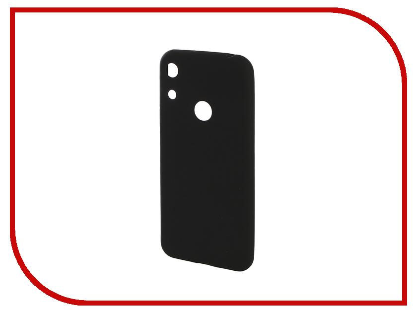 Аксессуар Чехол для Honor 8A 2019 Zibelino Soft Matte Black ZSM-HUA-8A-BLK 50pcs lot new original rhrp8120 1200v 8a free shipping