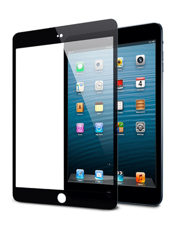 Аксессуар Защитное стекло Zibelino TG для Apple iPad 2/3/4 9.7 5D Black ZTG-5D-IPAD-2-BLK