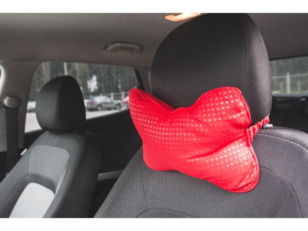 Подушка на подголовник СИМА-ЛЕНД Red 856160