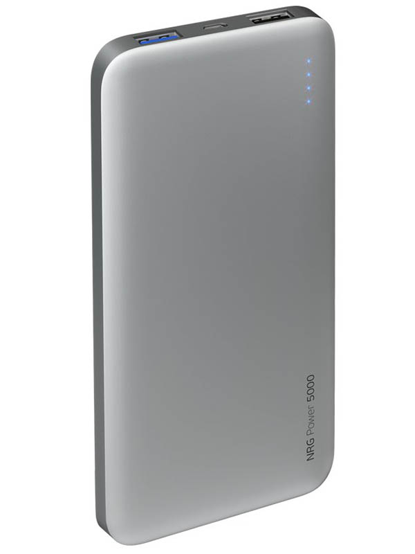 Аккумулятор Deppa NRG Power 5000 mAh Graphite DEP-33537