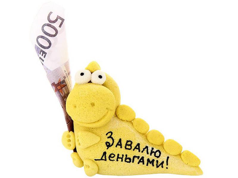 Фигурка Эврика Завалю деньгами 93242