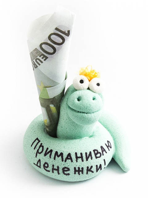 Фигурка Эврика Приманиваю денежки 94203