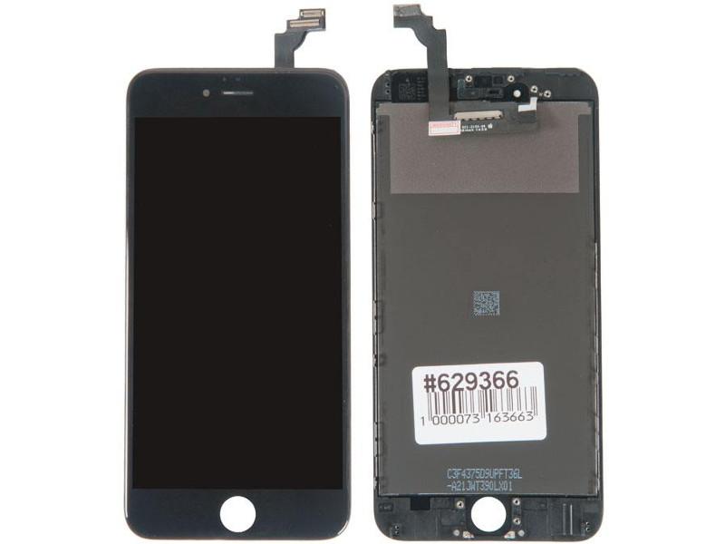 Дисплей RocknParts для APPLE iPhone 6 Plus Black 629366