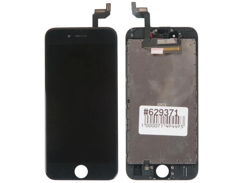Фото - Дисплей RocknParts для APPLE iPhone 6S Black 629371 дисплей rocknparts для meizu m6 note black 586842