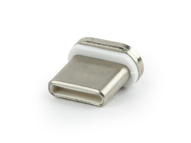 Аксессуар Gembird Cablexpert Magnetic USB - Type-C CC-USB2-AMLM-UCM