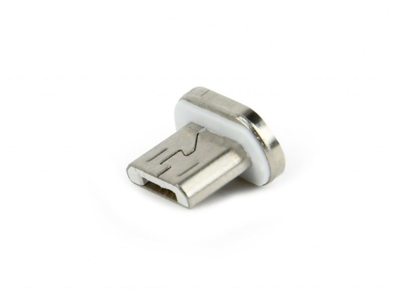 Аксессуар Gembird Cablexpert Magnetic MicroUSB CC-USB2-AMLM-mUM аксессуар remax ra usb2 microusb lighting silver 64839