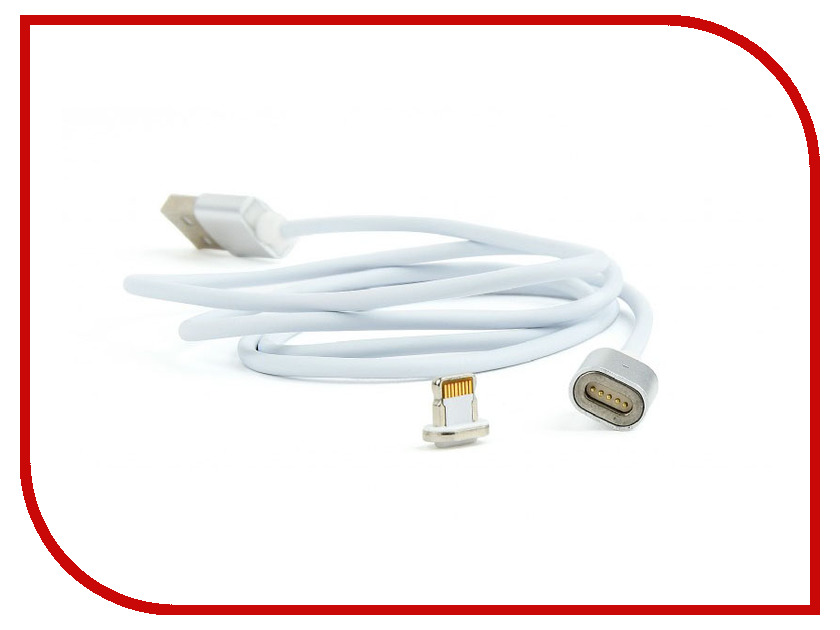 Аксессуар Gembird Cablexpert Magnetic USB 2.0 AM/Lightning 8pin 1m CC-USB2-AMLMM-1M sf 555b professional usb2 0 studio dynamic condenser microphone