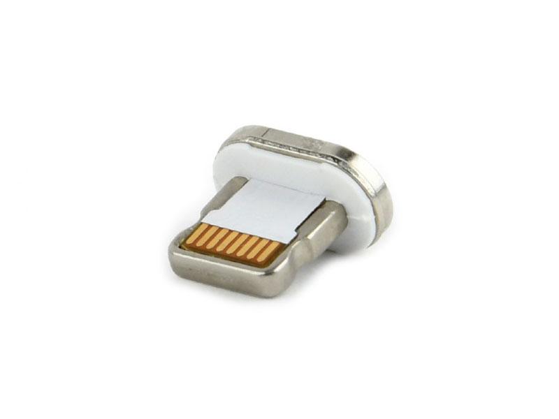 Аксессуар Gembird Cablexpert Magnetic Lightning 8pin CC-USB2-AMLM-8P
