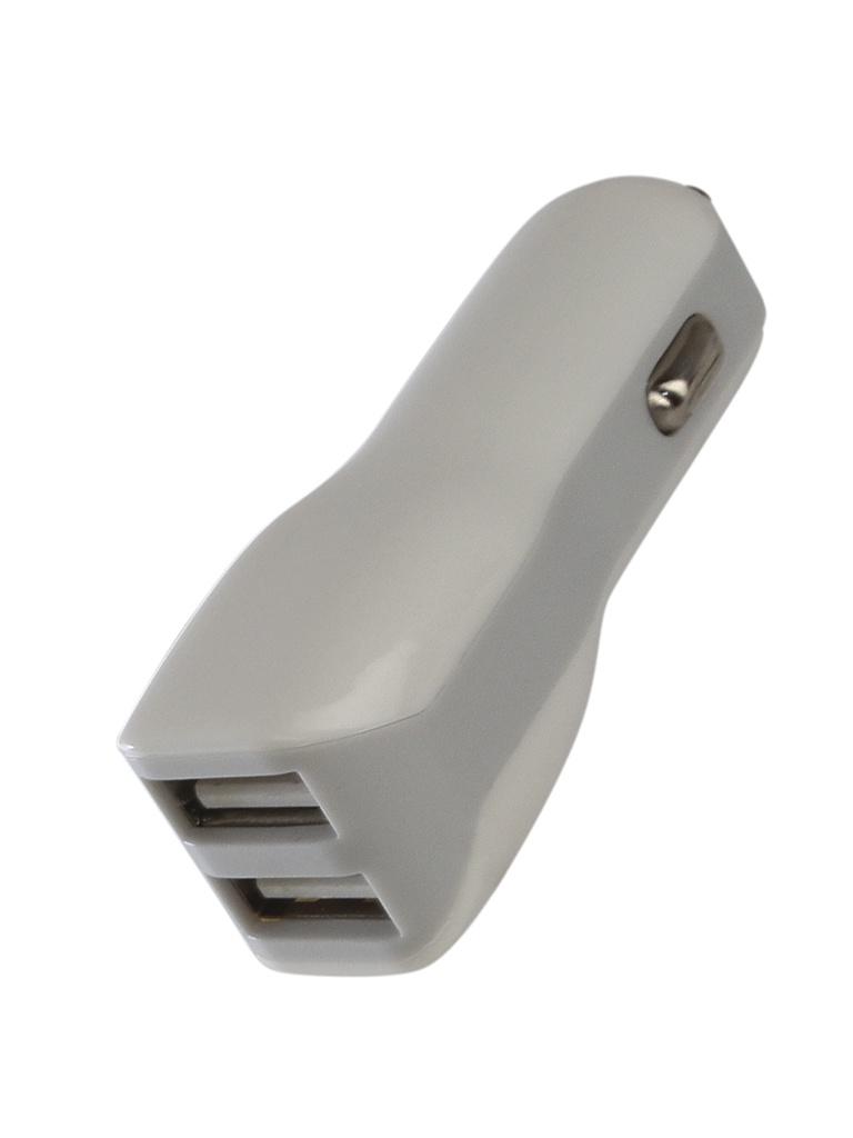 Зарядное устройство Perfeo 2xUSB 1A/2.1A I4614