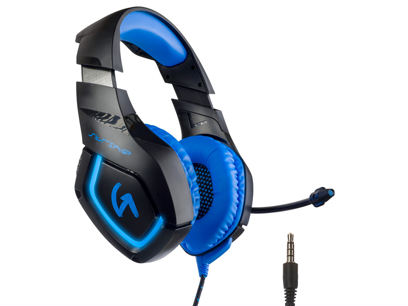 Perfeo Guard Black-Blue PF_A4429